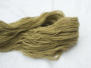 Mendip 4-Ply – Calendula & Iron (Natural dye)