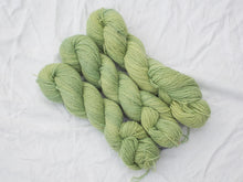 Load image into Gallery viewer, Mendip 4-Ply – Woad green (Natural dye)