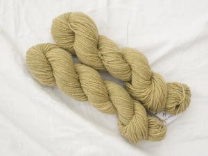 Mendip 4-Ply – Sunflower & Iron (Natural dye)