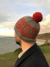 Load image into Gallery viewer, Aspis hat knitting pattern