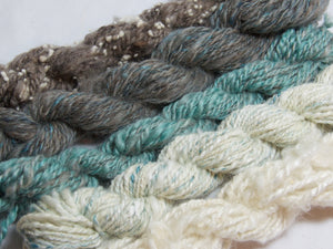 Polar – Luxury natural fibre yarn set
