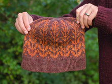 Load image into Gallery viewer, Weod hat knitting pattern