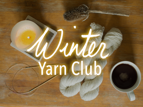 Winter Yarn Club – December