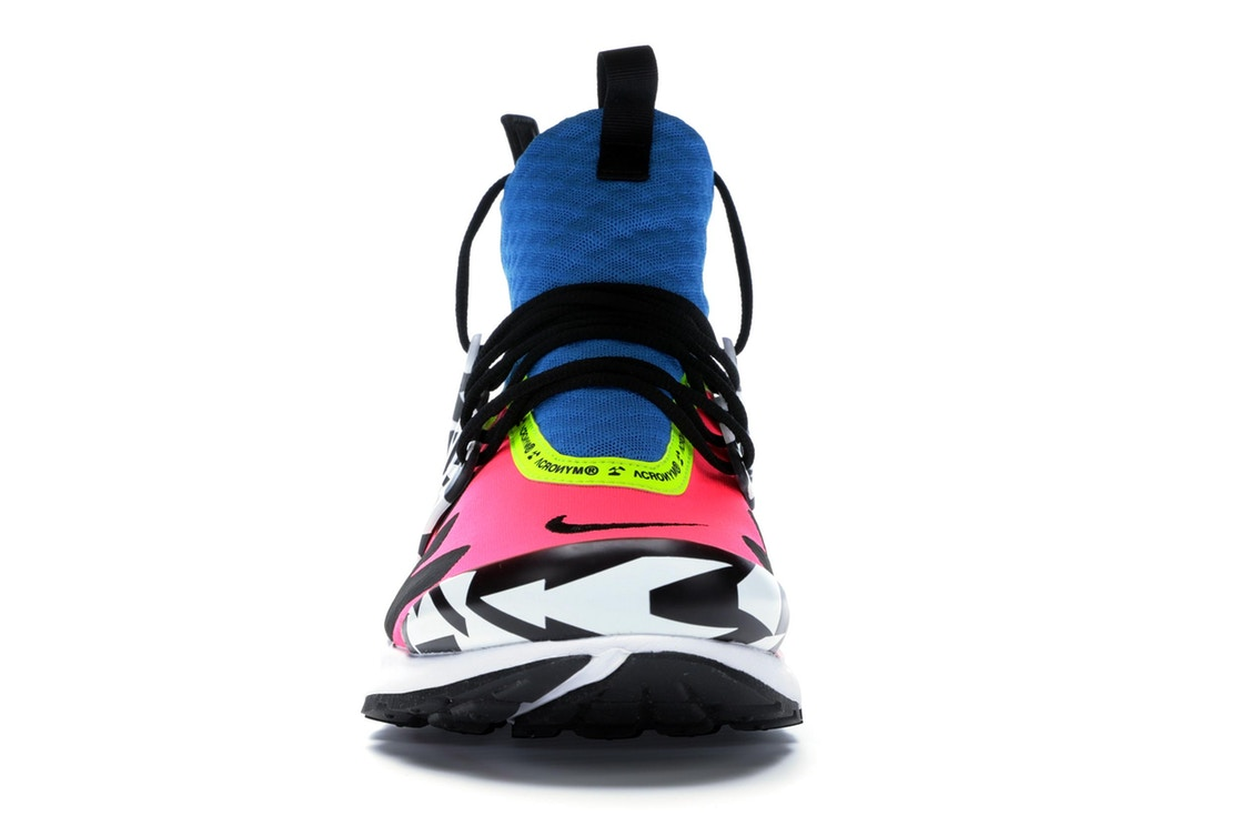 the latest 443a3 4c123 ... Air Presto Mid Acronym Racer Pink AH7832-600 ...