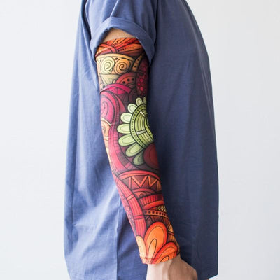 CUSTOM PRINTED ARM SLEEVE