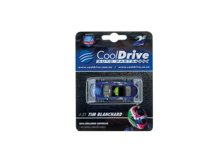 2018 Team CoolDrive Model Car (1:64)