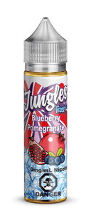 JUNGLES FROST BERRY POMEGRANATE - Vape Sweet