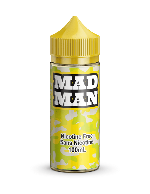 MADMAN CRAZY LEMON - Vape Sweet