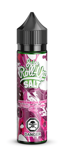 WATERMELON ROLL UPZ SALT - Vape Sweet