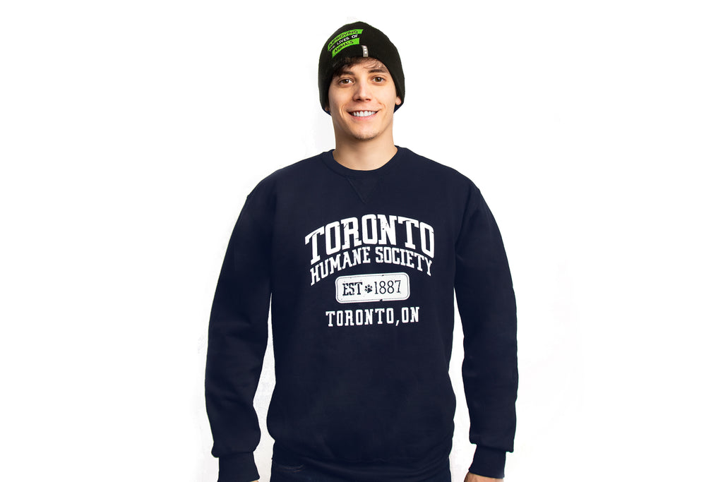 THS EST. 1887 Crew Neck Sweat Shirt