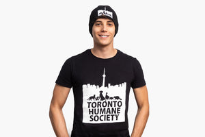THS Skyline T-Shirt Black