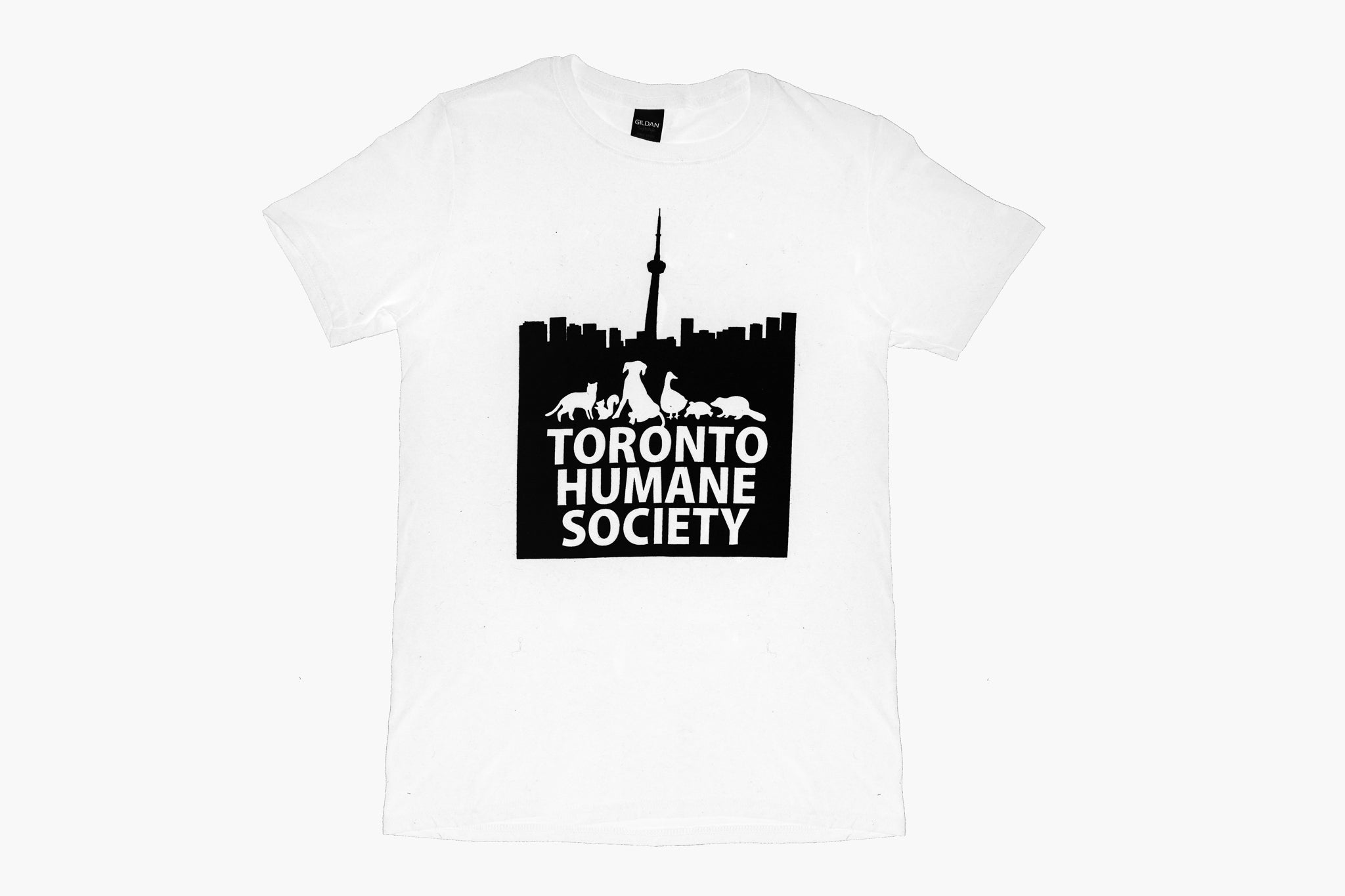 THS Skyline T-Shirt White
