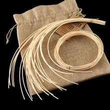 Load image into Gallery viewer, NEW!!! DIY Basketry Kit | Coaster Set - Makes 2