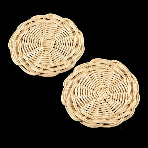 NEW!!! DIY Basketry Kit | Coaster Set - Makes 2