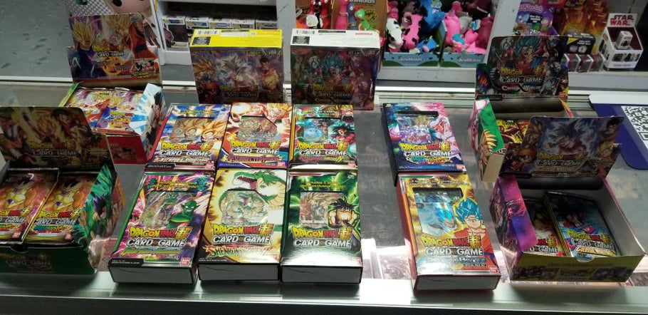 Dragon Ball Super TCG Super Sale