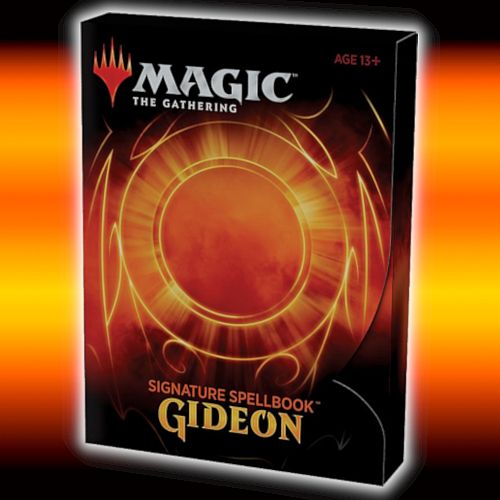 Signature Spellbook: Gideon Now Available