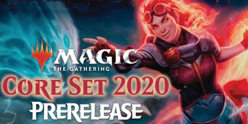 Core Set 2020 Prerelease Slots are going fast!