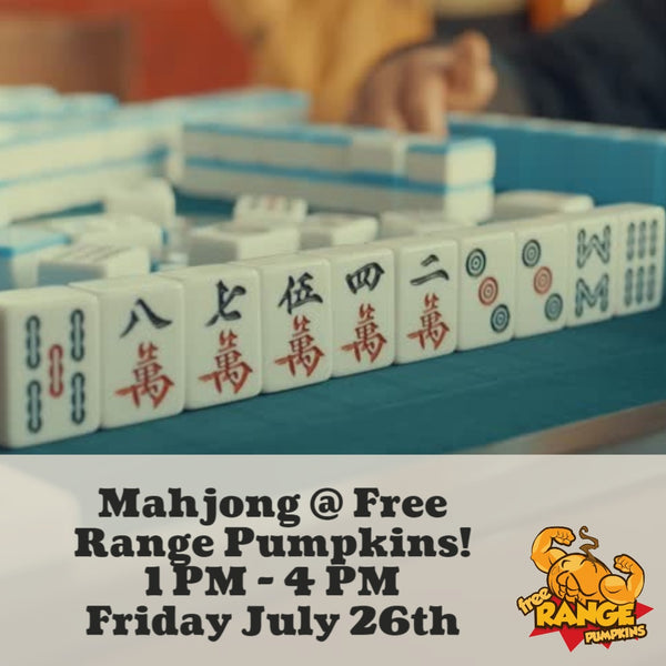 Mahjong Returns!