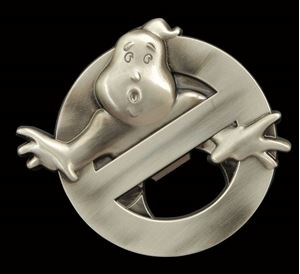 Ghostbusters Logo Metal Bottle Opener
