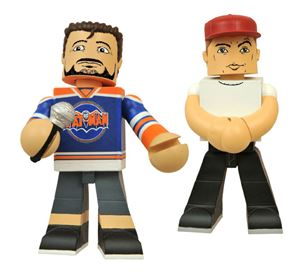 Podcast Pals Kevin Smith & Jason Mewes Vinimates Vinyl Figure 2-Pack
