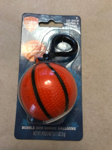 Team Lipbalm Sport Ball with handy clip for carrying ease