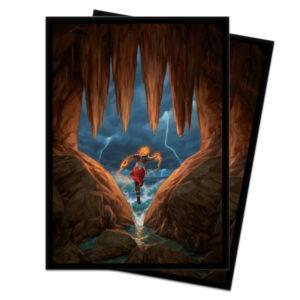 Magic the Gathering: Deck Protector Sleeves - Core 2020 Card Back (100 Count)
