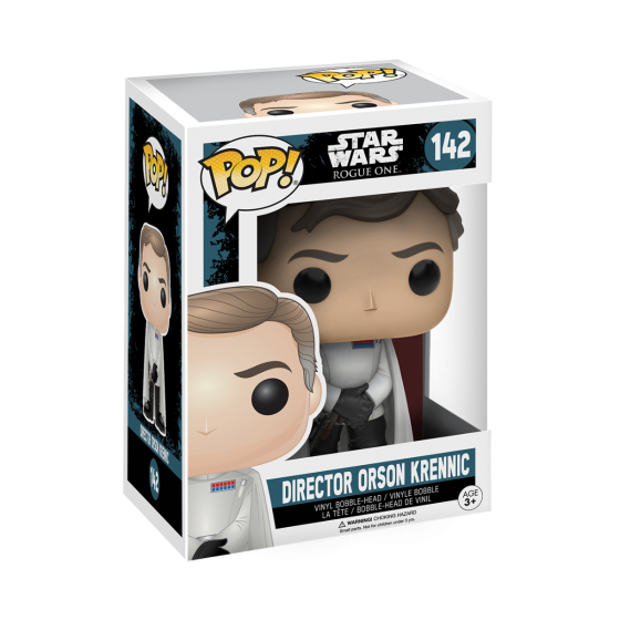 Pop! Star Wars: Rogue One - Director Orson Krennic