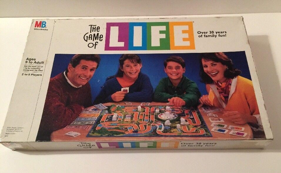 The Game of Life (Vintage 1991)