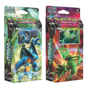 Pokemon: Sun and Moon 7 - Celestial Storm Theme Deck