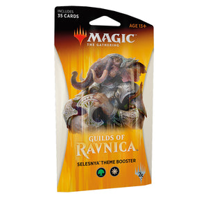 Magic the Gathering: Guilds of Ravnica - Selesnya Theme Booster