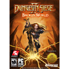 Load image into Gallery viewer, Dungeon Siege 2: Broken World Expansion Pack