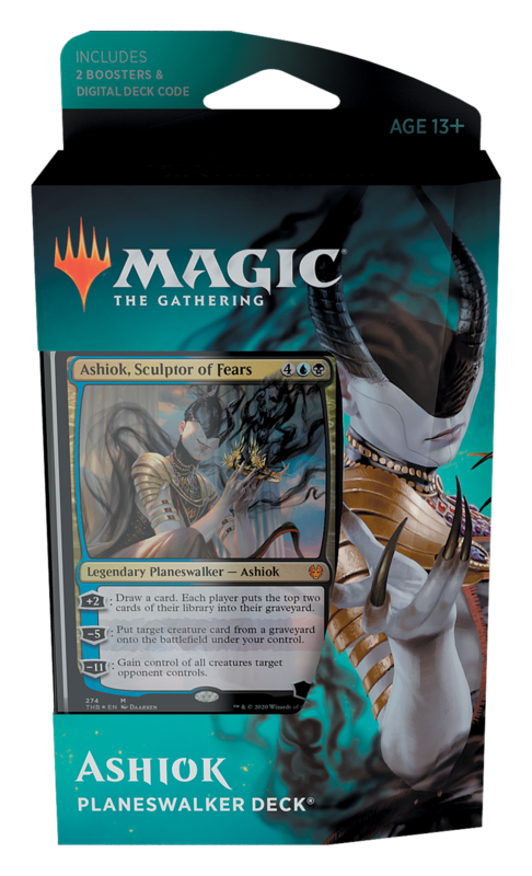 Magic the Gathering: Theros Beyond Death - Planeswalker Deck