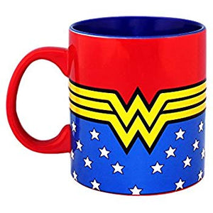 Wonder Woman 12 oz Coffee Mug