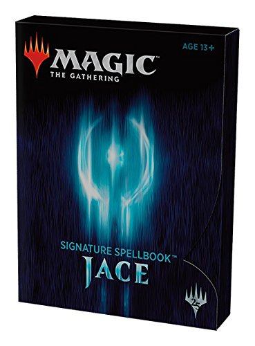 Magic The Gathering: Jace Signature Spellbook