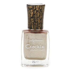 Crackle Overcoat Nail Color