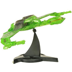 Star Trek: Klingon Bird of Prey Partial Cloak Ship