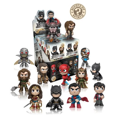 Justice League Movie Mystery Minis Blind Box
