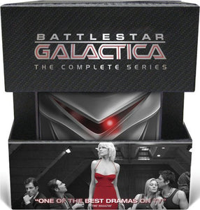 Battlestar Galactica: The Complete 2004 Series - Limited Edition Box Series