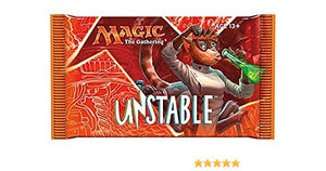 Magic the Gathering: Unstable Booster Pack