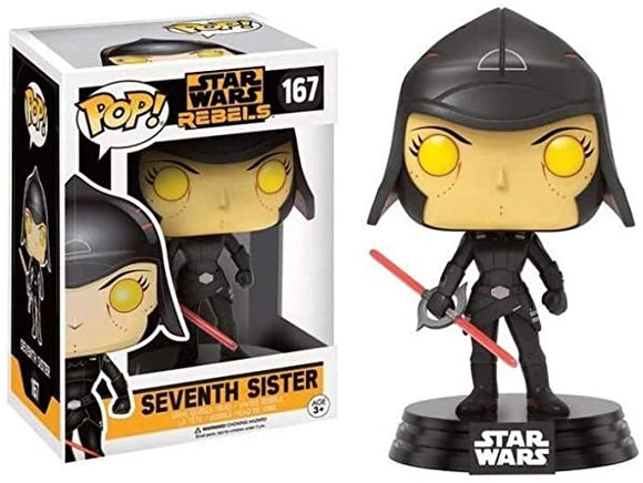 Pop! Star Wars: Rebels - Seventh Sister
