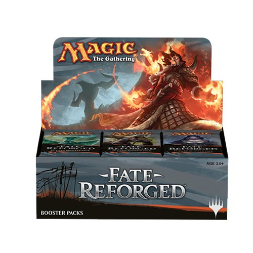 Magic The Gathering: Fate Reforged Booster Box