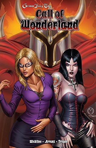 Call of Wonderland [Paperback]