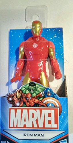 Marvel Universe Avengers - Iron Man (All Star) 6 Inches