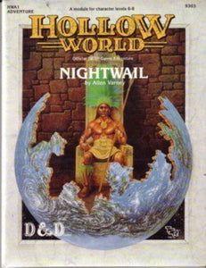 Dungeons & Dragons RPG: Hollow World - Nightwail