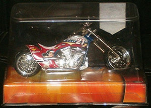 Hot Wheels: Ricky Rudd - Wonder Woman Motorcycle