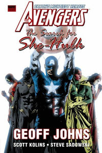 Avengers: The Search for She-Hulk