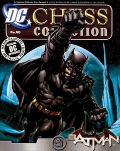 DC Chess Collection #40 Batman (White Knight)