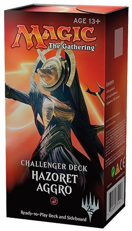 Magic the Gathering: Challenger Deck - Hazoret Aggro