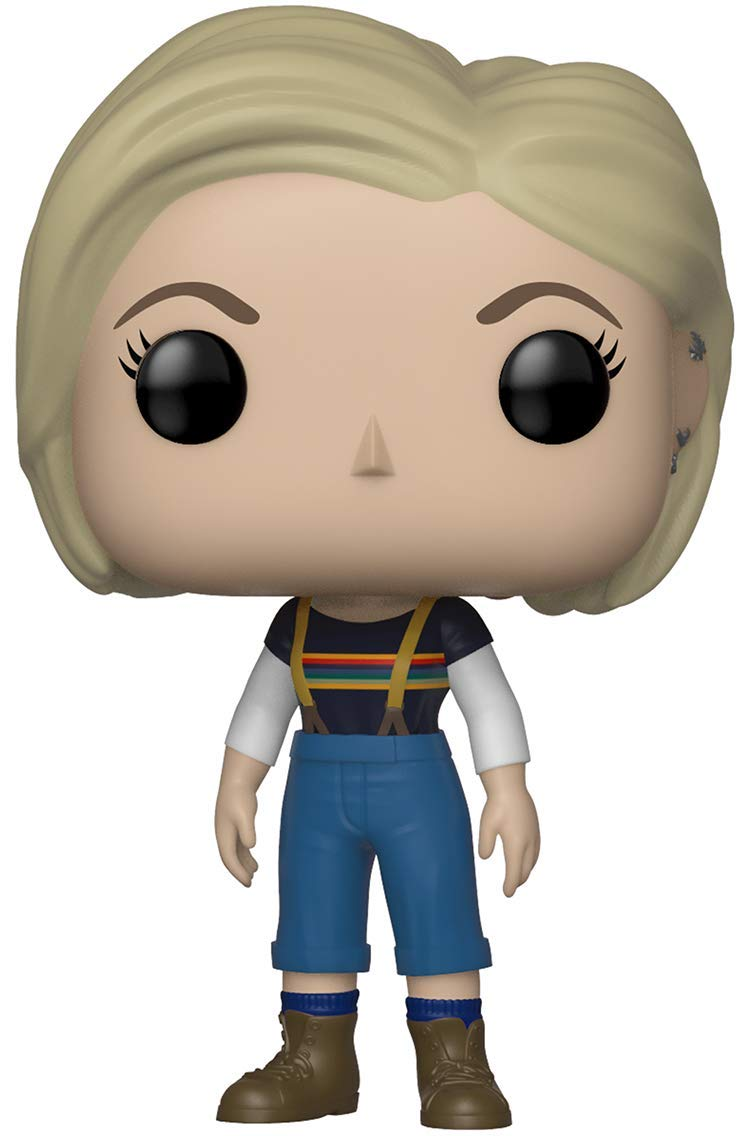 Pop! Television: Doctor Who - 13th Doctor