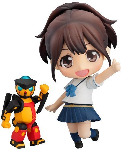 Nendoroid: Robotics: Notes Akiho Senomiya Action Figure
